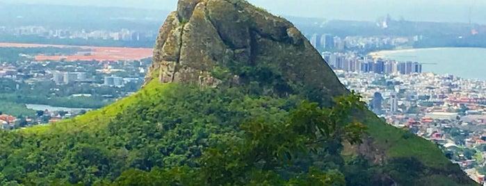 Rede Gazeta - Morro da Fonte Grande is one of Pontos de carona.