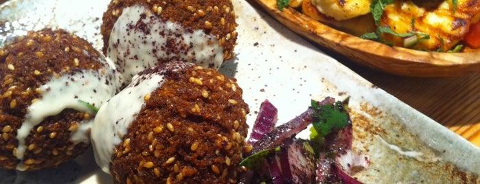 Yalla Yalla is one of London Cheap Eats.