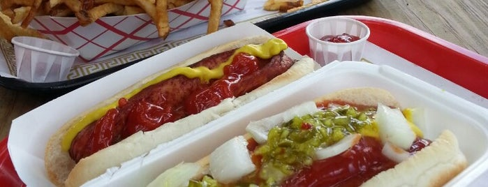 Scooter's Dawg House is one of Favorite Food.