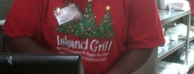 Island Grill is one of 20 favorite restaurants.