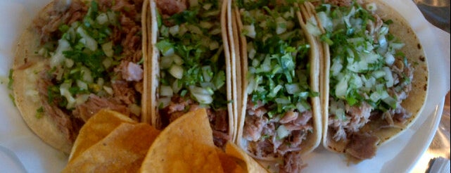 Alma Mexicana is one of Where to Brunch - Miami.