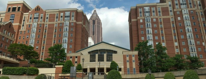 North Avenue Apartments is one of Georgia Tech.