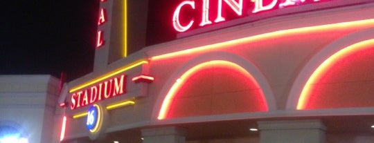 Regal Cinemas Deer Park 16 IMAX & RPX is one of Movie Theaters.