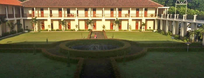 Salib Putih Resort is one of Must-visit Great Place in Ambarawa-Salatiga.