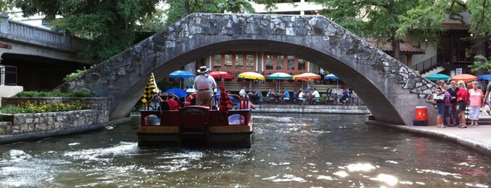 Rio San Antonio Cruises is one of My Trip to San Antonio.