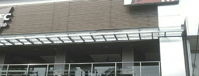 KFC / KFC Coffee is one of KFC around Jakarta.