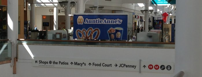 Auntie Anne's is one of All-time favorites in United States.