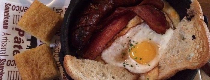 BarBacon is one of NYC Restaurants: To Go Pt. 2.