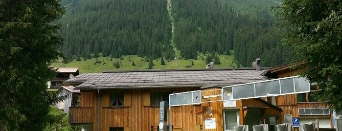 Ski Arlberg Zugerbahn is one of Skigebiete.