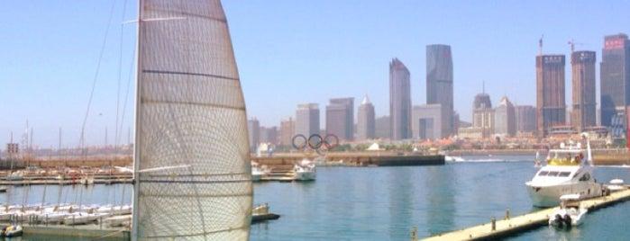 青岛奥林匹克帆船中心 Qingdao Olympic Sailing Center is one of Places in the world.
