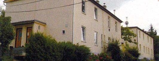 Omítané čtvrtdomky is one of Baťa ve Zlíně.