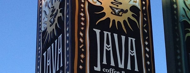 Java is one of Non-Starbucks Coffee.