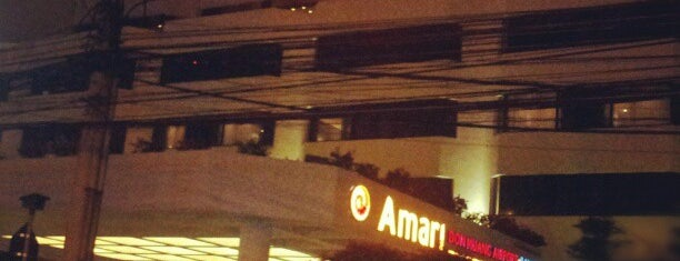 Amari Don Muang Airport Bangkok is one of Hotel.