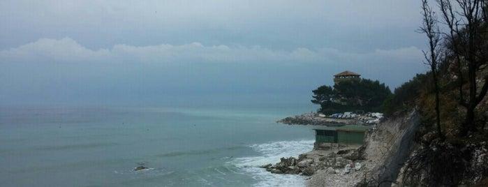 Portonovo is one of Ancona: cosa vedere?.