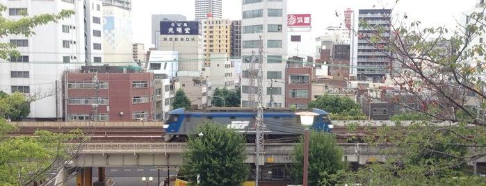花隈公園 is one of 公園.