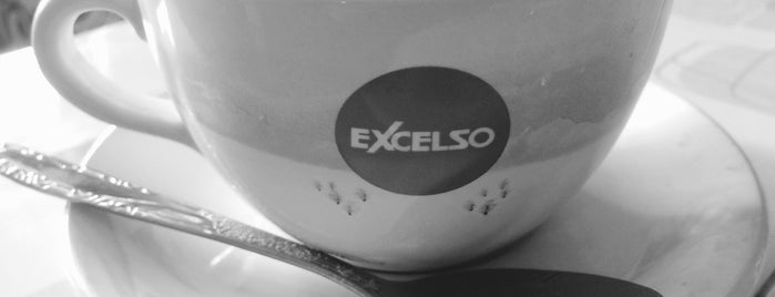 de`EXCELSO is one of Top 10 dinner spots in Semarang, Indonesia.