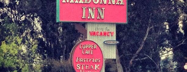Madonna Inn is one of interesting spots in San Luis Obispo, CA.