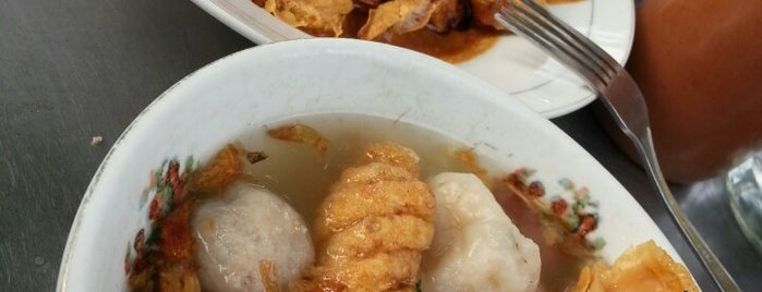 Baso Cuankie / Batagor 'SERAYU' is one of Food Spots @Bandung.