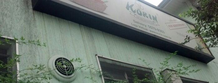 Kōrin Produtos Naturais is one of Favorite Food.