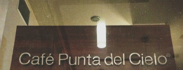 Café Punta del Cielo is one of All-time favorites in Mexico.