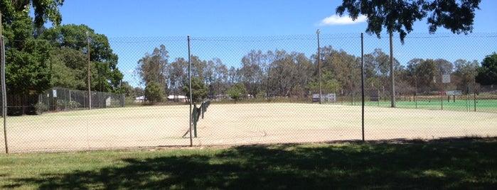 Jindera Tennis Club is one of Jindera.