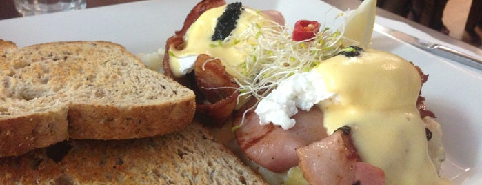 63 Racecourse Rd is one of Best Cafes in Brisbane.
