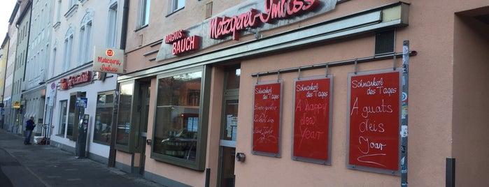 Magnus Bauch is one of I Love Munich, munich#4sqCities.