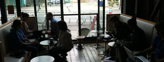 Stumptown Coffee Roasters is one of Coffeeeeee.