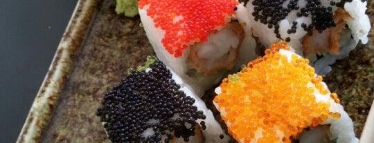 Sushi World is one of Đồ ăn sài gòn.