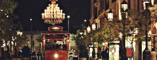 The Americana at Brand is one of Los Angeles.