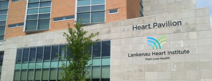Lankenau Medical Center is one of Usual Haunts.