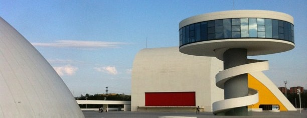 Oscar Niemeyer International Cultural Centre is one of Places in the world.