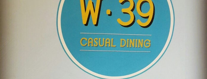 W•39 Bistro & Bakery is one of Foodie list.
