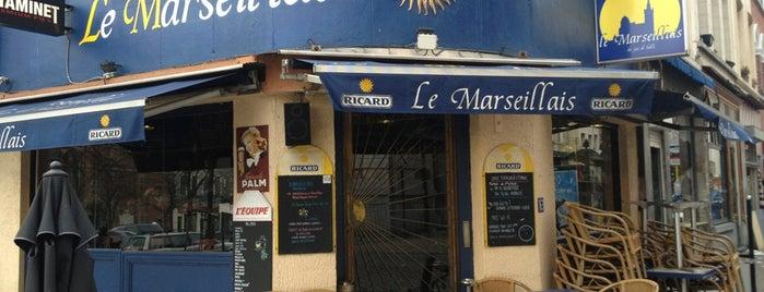 Le Marseillais is one of Bruxelles.
