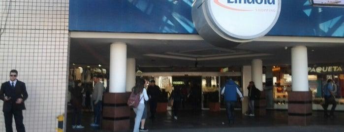 Lindóia Shopping is one of Meus locais.