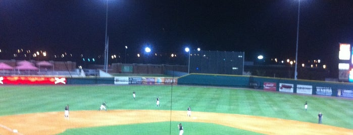 Bowling Green Ballpark is one of Bowling Green, Kentucky Attractions.