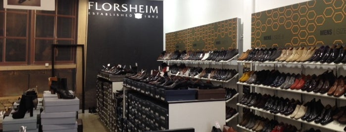 Florsheim is one of Pumped-up Kicks :).