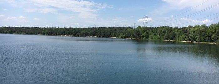 Zbiornik Dziedźkowice - Imielińskie is one of Silesian Green Outdoors.