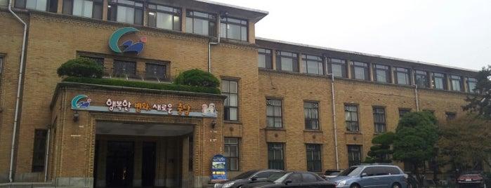 옛 충청남도청(대전 근현대사 전시관) is one of Korean Early Modern Architectural Heritage.