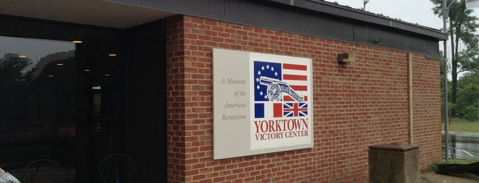 Yorktown Victory Center is one of All-Time Favourite Places.