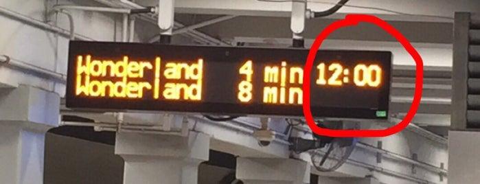 MBTA Suffolk Downs Station is one of Boston MBTA Stations.
