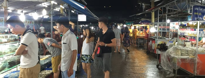 Dinh Cau Night Market is one of du lịch - lịch sử.