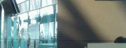 Zone 1 is one of Soekarno Hatta International Airport (CGK).