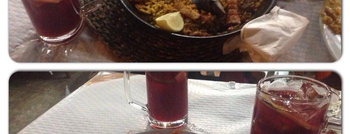 Taberna Jarra Dorada is one of los mejores sitios para comer en Alicante.