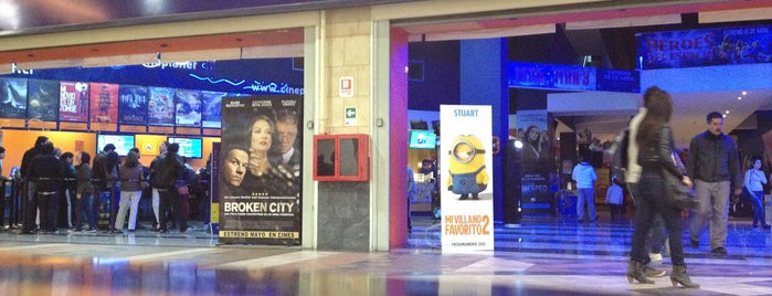 Cineplanet is one of Chile.