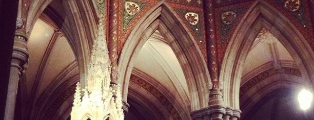 St. Patrick's Cathedral is one of Guide to Melbourne's Best Spots.