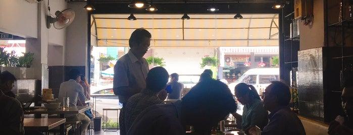 Hủ Tiếu Nam Vang Nhân Quán is one of Khu Tây Balo.