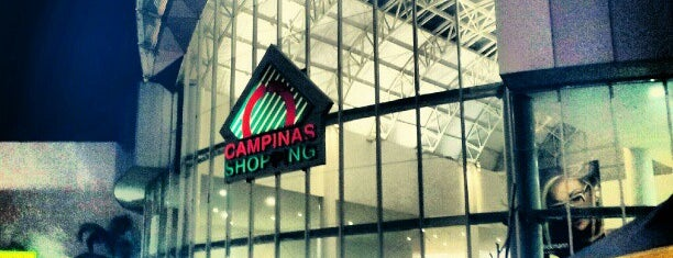 Campinas Shopping is one of CAMPINAS.