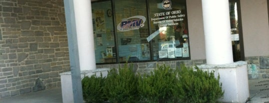 Ohio BMV License Agency is one of Guide to Pickerington's best spots.