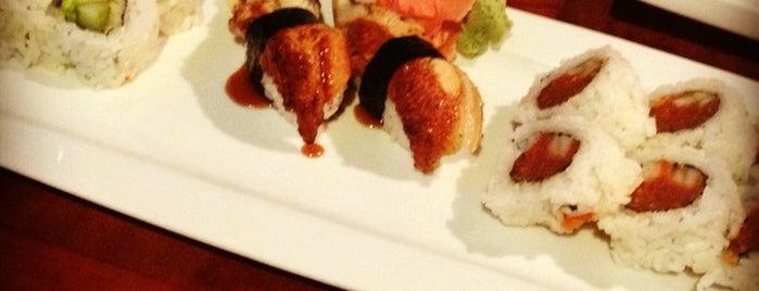 Rikishi Japanese Restaurant is one of LaGrange, KY.